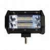 PMMA Lens 4x4 Spotlights , Off Road Flood Led Work Lights For Trucks Manufactures
