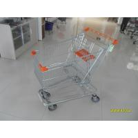 125L Supermarket Shopping Trolley With 4 Swivel Flat Casters  941 X 562 X 1001mm Manufactures