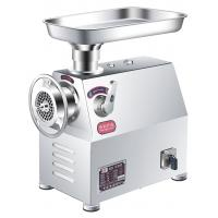 320kg / h Capacity Food Processing Machinery Stainless Steel Meat Mincer Bench Grinder Manufactures