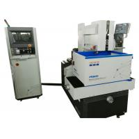 6 KVA CNC Edm Machine 2500kg White Casing 300mm3/ Min Working Efficiency Manufactures