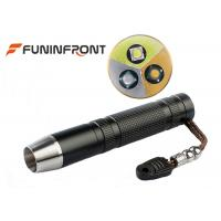 Quality Powerful 3 In 1 LED Flashlight for Jade Identification, Jewelry Testing for sale