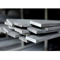 304 / 430 / 201 Stainless Steel Flat Bar ASTM A276 19mm To 300mm Width Manufactures