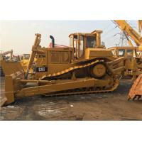 Quality CAT D7H Second Hand Bulldozers With Ripper ,Year 2012 Earth Moving Equipment  for sale