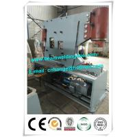 Angle Hydraulic Shearing And Punching Machine For Hydraulic Iron Worker Manufactures