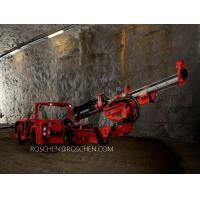 Geotechnical Drilling Rig Machine Atlas Copco Underground Drill Rig Used for Underground Drilling Manufactures