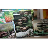 Custom lenticular printing3D Lenticular Billboard Stereoscopic produced by OK3D leticular printing facotry Manufactures