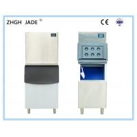 SS304 Instant Ice Maker Machine Crescent Shape Ice 170Kg Bin Capacity Manufactures