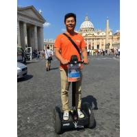 19 Inch Self Balancing Electric Scooter Smart 2 Wheeled For Teenager Manufactures