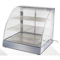 220V / 0.5KW Electric Oven For Baking , Sandwich Hot Display Showcase 60L Manufactures