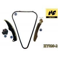 China Adjustable Automobile Engine Timing Chain Kit Standard Size For Hyundai Accent GL/GS HY020-2 on sale