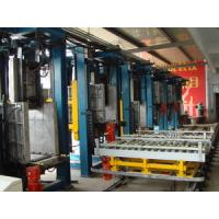 Refrigerator Automated Assembly Line , 6-station Cabinet Foaming Lines Manufactures