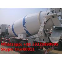 Quality best quality factory sale 6*4 Dongfeng 12 cubic meters concrete mixer truck, for sale