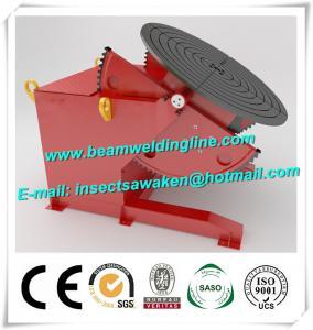 380V - 415V 3Phase Welding Positioner Standard Automatic Lifting Manufactures
