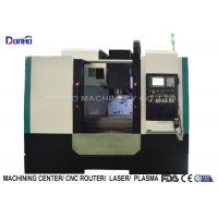 900 Kg Holding Force Cnc Vertical Milling Machine For Spare Parts Processing Equipment Manufactures