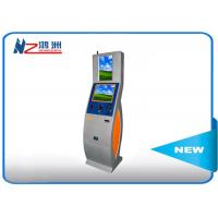 OEM ODM Dual Screen Bill Payment Kiosk With Capacitive Touch Screen Manufactures