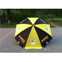 Oxford Outdoor Sun Umbrellas , Large Outside Shade Pub Garden Umbrellas Manufactures