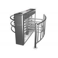 Security Full Height Turnstile Intelligent Pedestrian Turnstile Gate System Manufactures