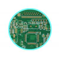 FR-4 94V-0 Lead Free Rigid ENIG Double Sided PCB Circuit Board Manufactures