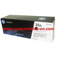 Quality Sell Export HP CB435A HP 435A HP 35A Toner Cartridge in Original Packing for HP LJTP1005 P1006 Printer for sale