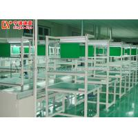 Durable Assembly Line Conveyor , Customized Parallel Production Conveyor Systems Manufactures