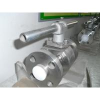 China SUFA Floating stainless steel Ball Valve TA Series Flanged End Floating Ball Valve on sale