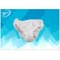 Professional Non Woven Disposable Briefs / PP Panties With CE / ISO Manufactures