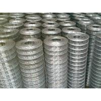 1x1 Galvanized Welded Wire Fence Panels With Square Hole For Breeding Industry Manufactures