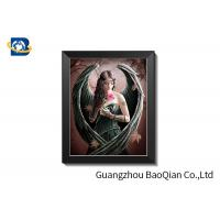China Eco Friendly Europe 3D Lenticular Photography / 3D Lenticular Poster on sale