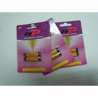 China Cordless Phone AA1000mAh NICD Battery Cells , 1.2V Rechargeable Batteries on sale