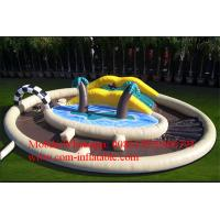 Inflatable Remote Control Race Track Manufactures