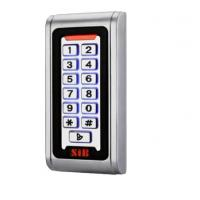 Waterproof Mifare Card Metal Access Control Keypad (JS-S600MW) Manufactures