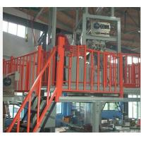 Rotary Blown Film Extrusion Line , PVC Shrink Film Making Machine SJ65×29-SM1200 Manufactures