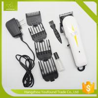 JW-3038 OEM Hair Cutting Machine Cordless Magic Clip Hair Clipper Professional Men Hair Trimmer Manufactures