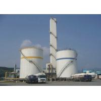 Cryogenic Liquid O2 Air Separation Unit For Nitrogen 99.999 % Oxygen 99.7% Purity Oxygen Unit Manufactures