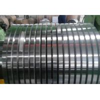 Customized Thin Aluminum Strips Natural Color High Machining Precision Manufactures