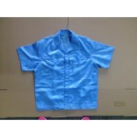 Unisex Design Cleanroom Lint Free ESD Polyester Working Shirt Manufactures