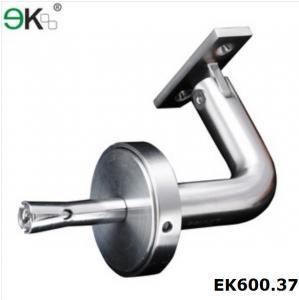 Stainless steel expansion bolt adjustable mount glass railing bracket-EK600.37 Manufactures