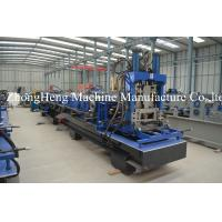 Color Steel Plate C Z Purlin Roll Forming Machine Cold Roll Forming Equipment Manufactures