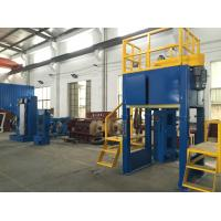 Intermediate Copper Wire Take Up Machine , AC 15KW High Speed Take Up Machine Manufactures