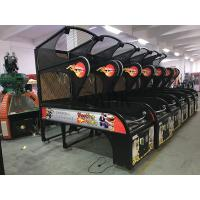 Quality Professional Street Electric Arcade Basketball Game Machine with Metal Frame for sale