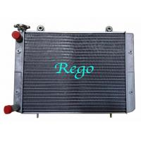 High Effciency Brazed Aluminum Cores ATV Radiator Aftermarket Replacement Manufactures