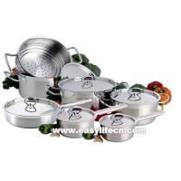 13PCS STAINLESS STEEL COVER 18/10 STAINLESS STEEL COOKWARE SET,KITCHENWARE Manufactures