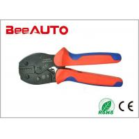 Bootlace Copper Ferrule Crimping Tool , Carbon Steel Wire Connector Crimping Tool 220mm Manufactures