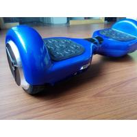 Hand Free 2 Wheel Balance Scooter With Pedal , Indoor / Outdoor Stand on Electric Scooter Manufactures