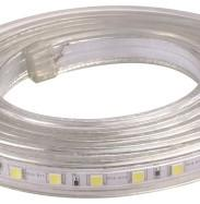 Warm White High Voltage LED Strip Tape Lighting High CRI Led Light Strips For