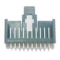 2.50mm Wafer Connector 6P Straight Wire To Board Connector PBT Grey Matte Sn Plasted Manufactures