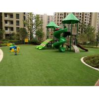 Landscape Sport Lawn Grass Carpet / Outdoor Artificial Grass OEM Service Manufactures