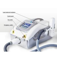 Skin Rejuvenation Q Switch ND Yag Laser Machine 1064nm Pigmentation Removal Manufactures