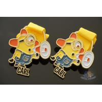 Buy cheap Bespoke Cartoon Awards Sport Events Metal Running Medals, Die Casting Soft from wholesalers