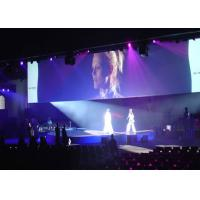China P3.91 P4.81 Aluminum Super Slim Led Screen Hire With Video Processor For Concert on sale